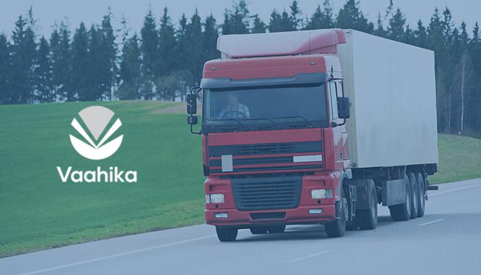 Vaahika - Online Transportation | Long Haul Truck and Freight Aggregator
